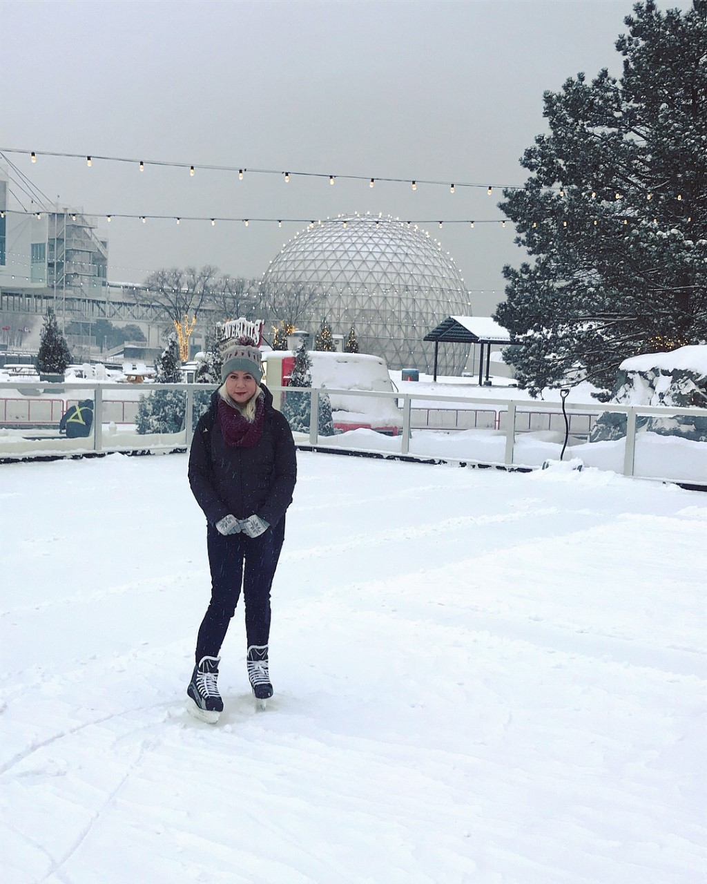 Ontario Place Winter Fest We Choose Today